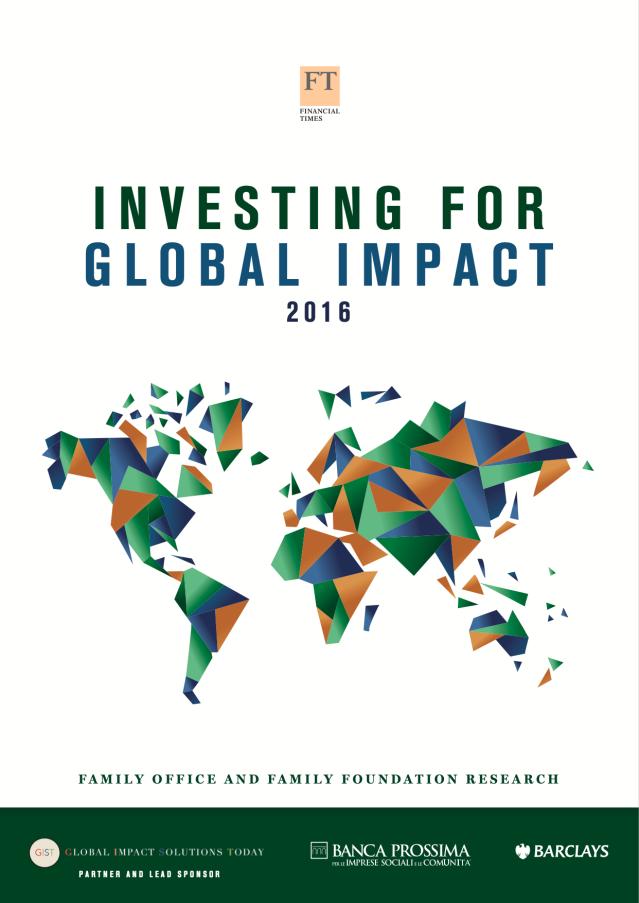 2016 IFGI Report